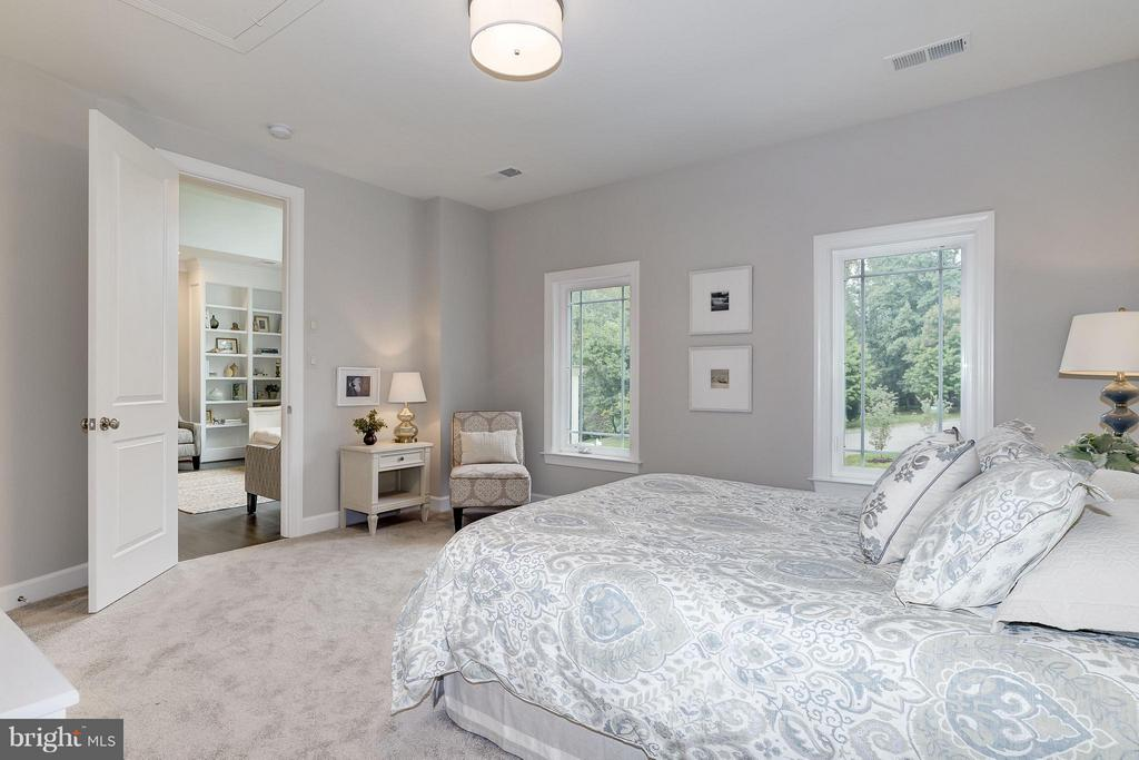 Bedroom - 2551 VALE RIDGE CT, OAKTON