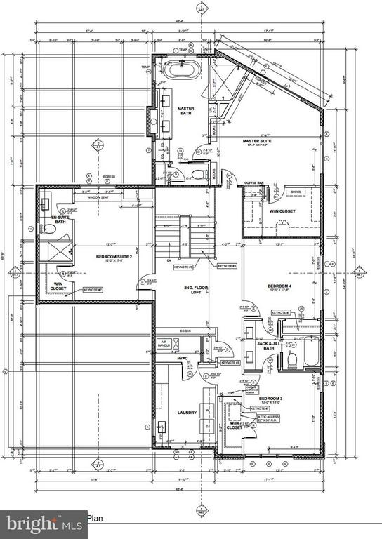 Second level Floor Plan - 4731 34TH ST N, ARLINGTON