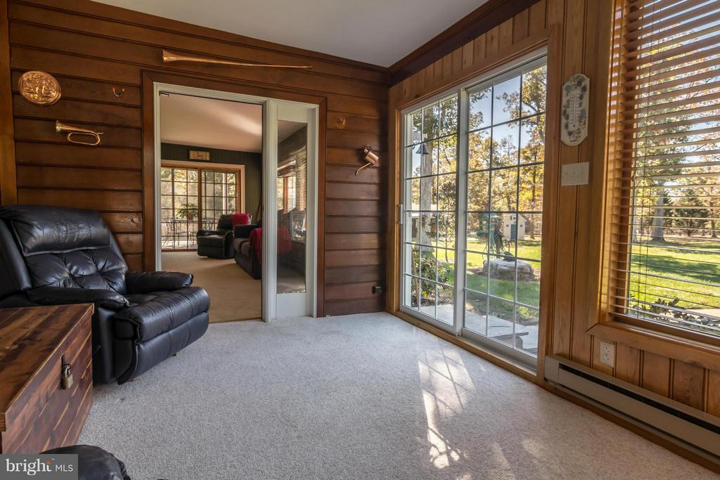 Sun Room - 3401 BACK MOUNTAIN RD, WINCHESTER