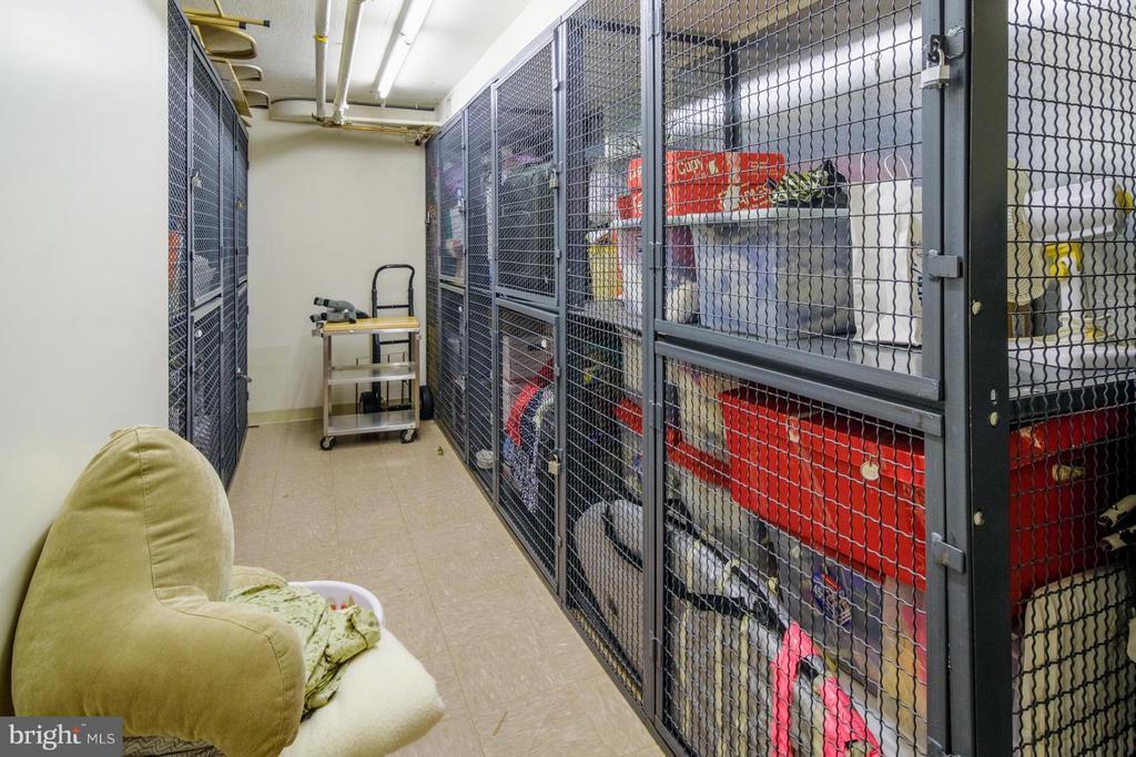 Extra Storage! - 900 TAYLOR ST #1225, ARLINGTON