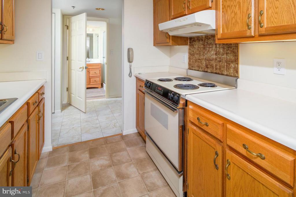 Kitchen - 900 TAYLOR ST #1225, ARLINGTON