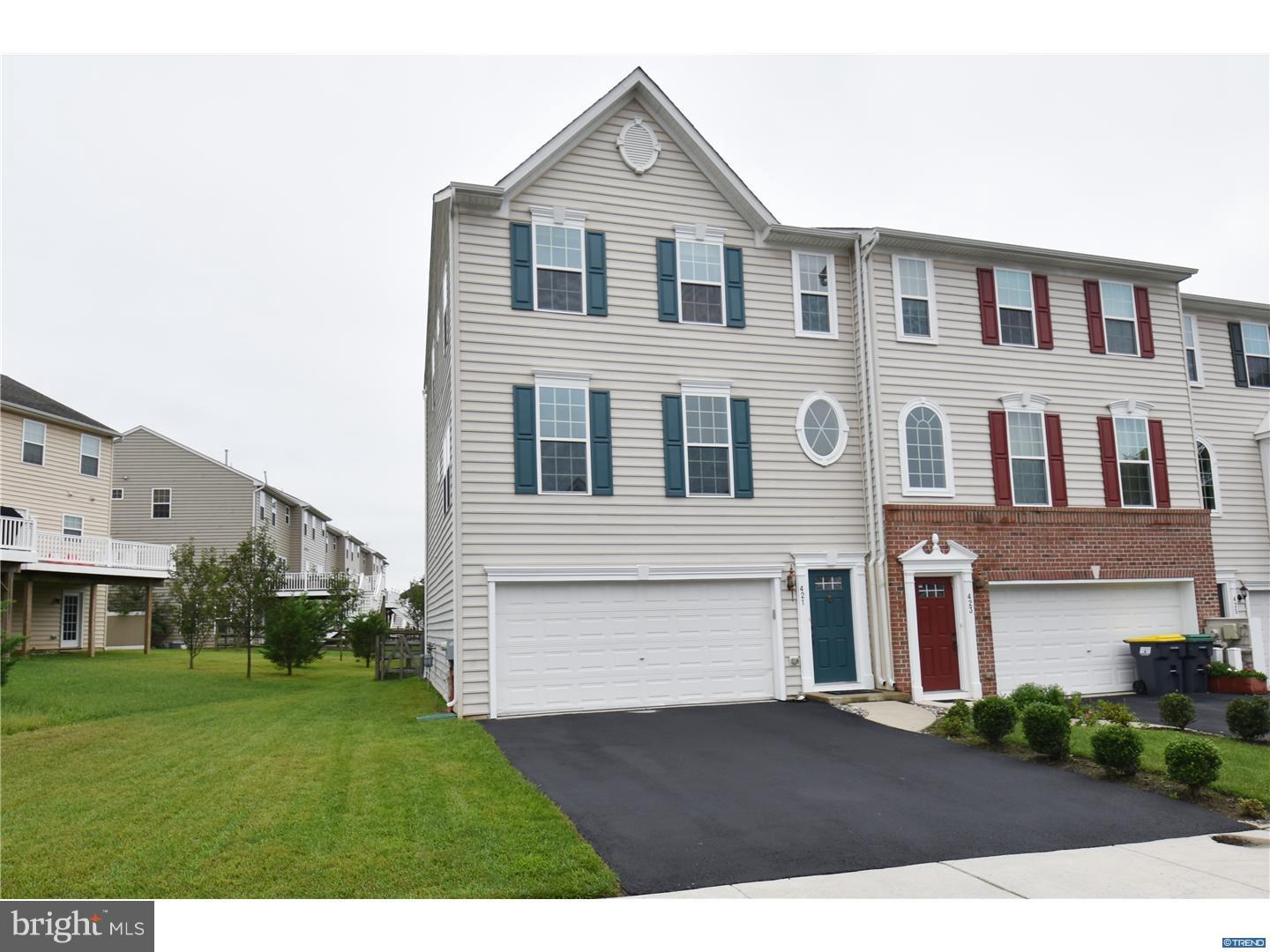 Photo of home for sale at 421 Scarecrow Court, Hockessin DE