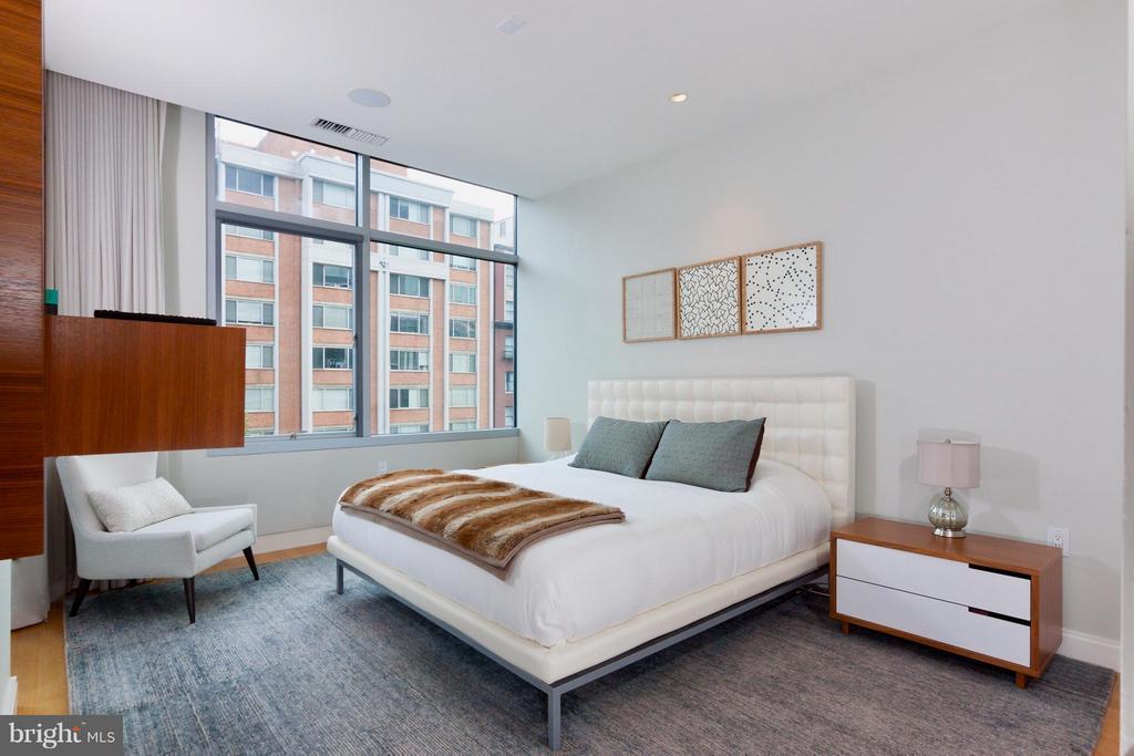 Bedroom (Master) - 1177 22ND ST NW #4F, WASHINGTON