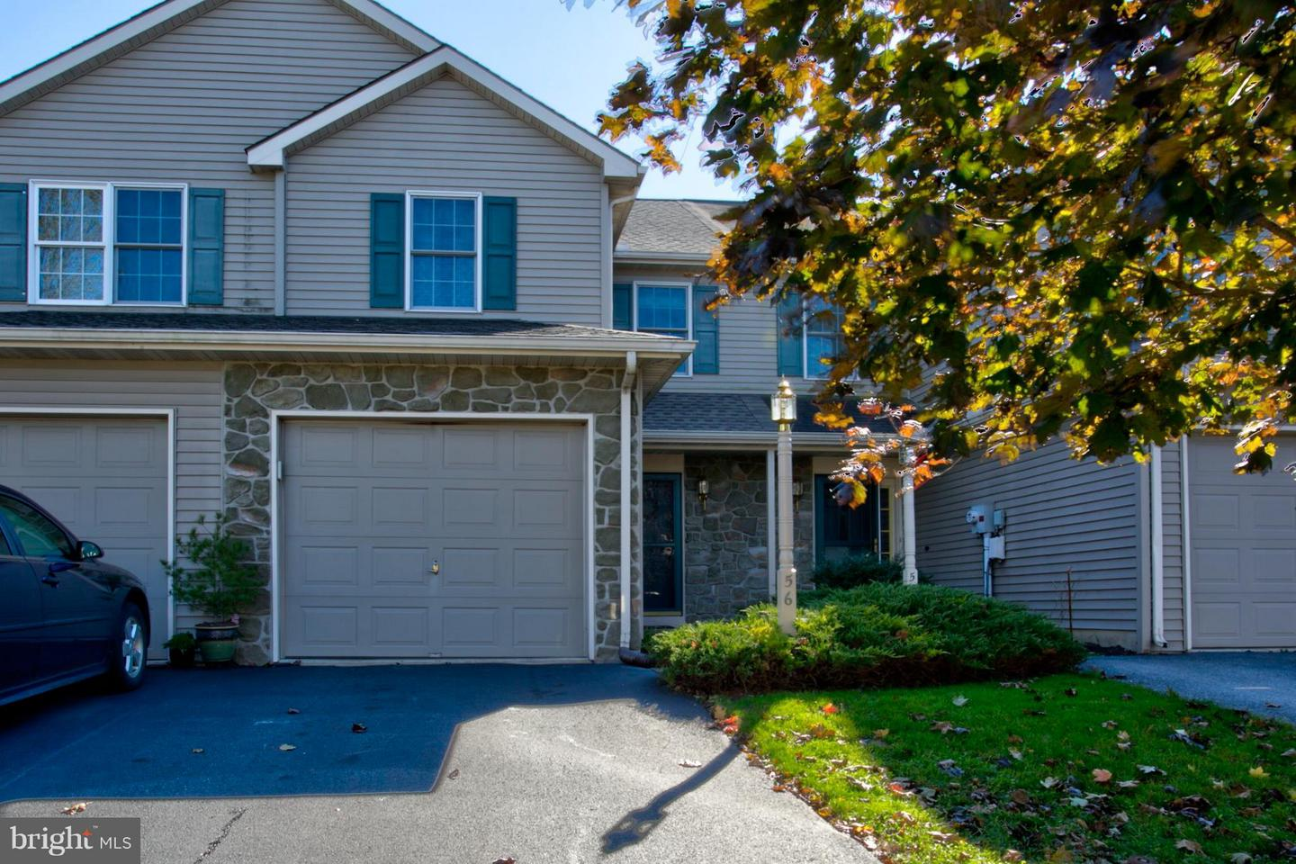 Photo of home for sale at 56 Pebble Creek Drive, Lititz PA