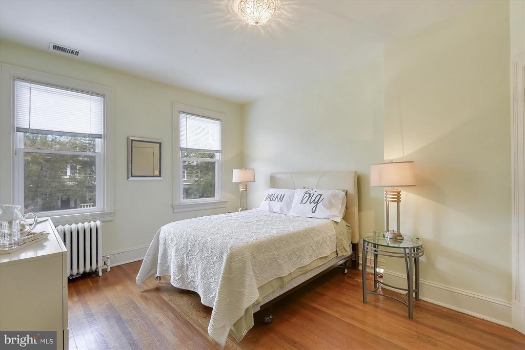 Bedroom 2 - 1622 ALLISON ST NW, WASHINGTON
