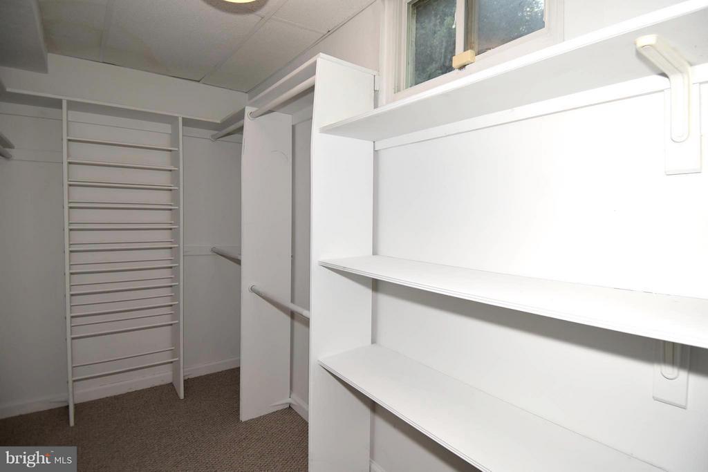 Storage Room off Rec Room - 6024 FRANCONIA RD, ALEXANDRIA