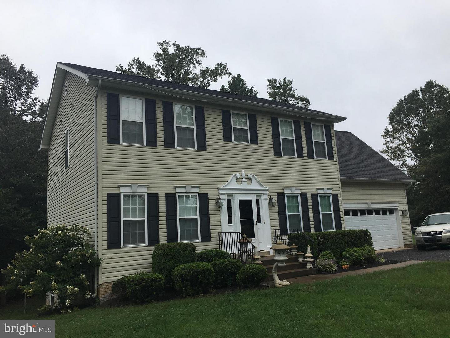 Single Family for Sale at 14508 Hazel River Church Culpeper, Virginia 22701 United States