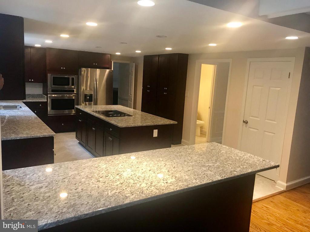 Granite Counter Top - 9305 MERCY HOLLOW LN, ROCKVILLE