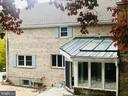 Rear View - 9305 MERCY HOLLOW LN, ROCKVILLE