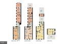Convert to Condominiums Floor Plan - 508 PRINCE ST, ALEXANDRIA