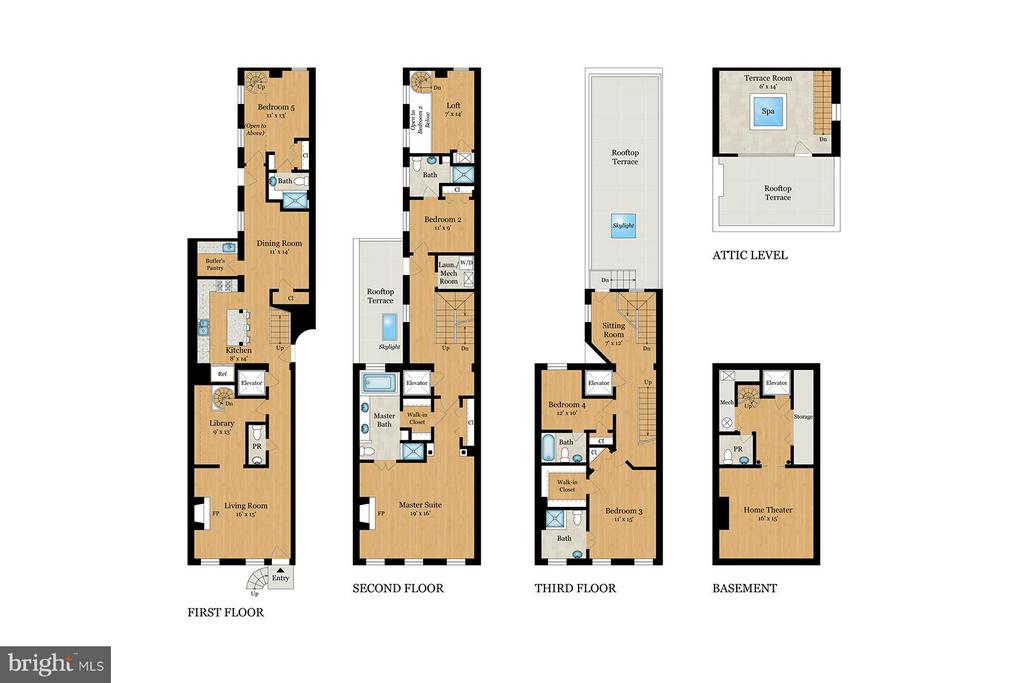 Revert back to Historic Single Residence - 508 PRINCE ST, ALEXANDRIA