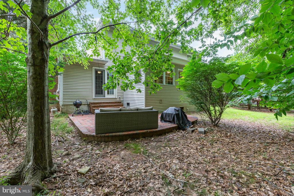 Private Wooded Lot - 20816 WATERBEACH PL, STERLING