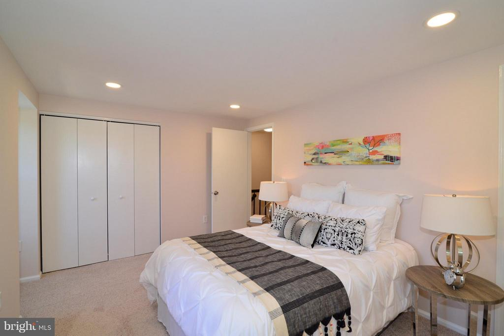 Owner's Suite with walk-in closet and add'l closet - 30 DORRELL CT, STERLING