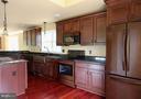 Kitchen - 175 WHITE OAK RD, FREDERICKSBURG