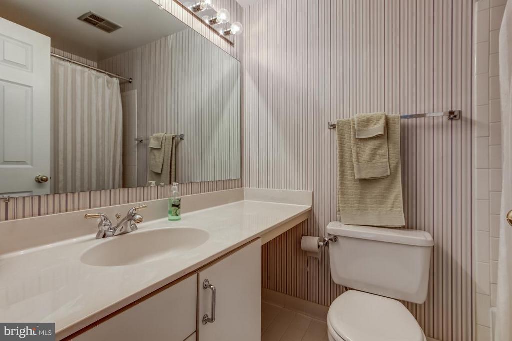 Full Bath on Lower Level - 11749 ARBOR GLEN WAY, RESTON