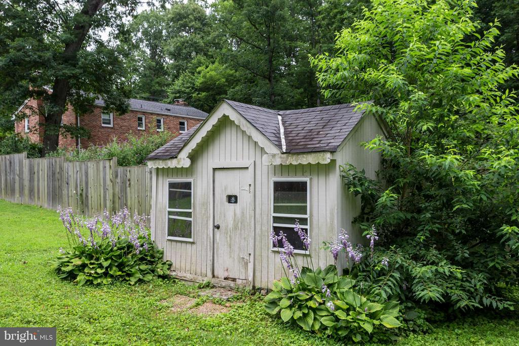 All 3 sheds convey as is - 11925 WAPLES MILL RD, OAKTON
