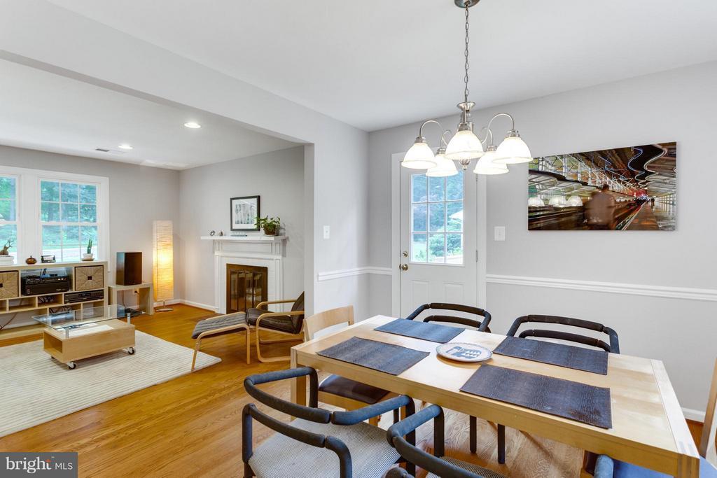 Dining Room - 11925 WAPLES MILL RD, OAKTON
