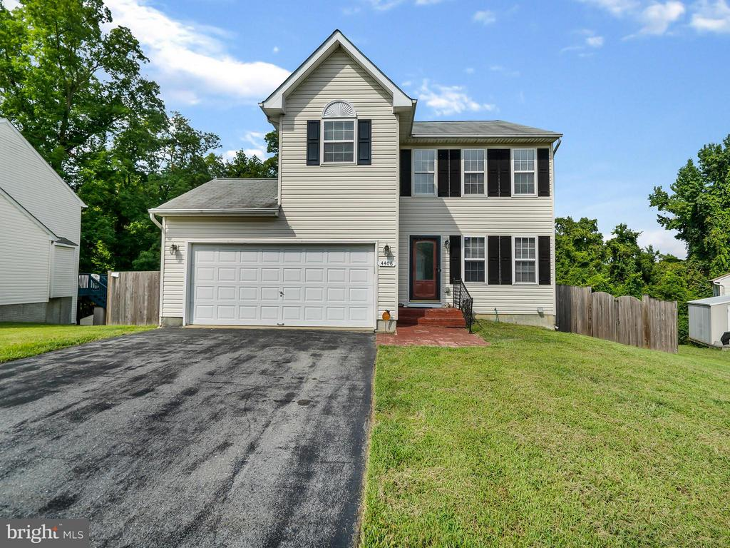 Exterior (Front) - 4406 BIRCHTREE LN, TEMPLE HILLS