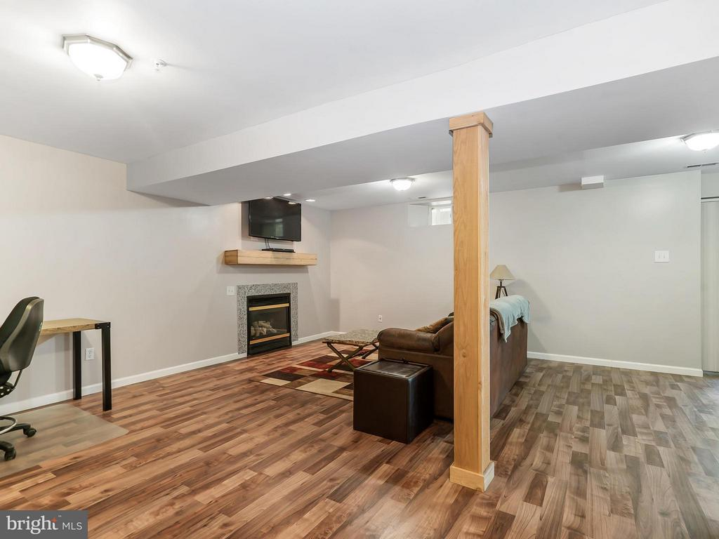 Basement Family Room - 4406 BIRCHTREE LN, TEMPLE HILLS
