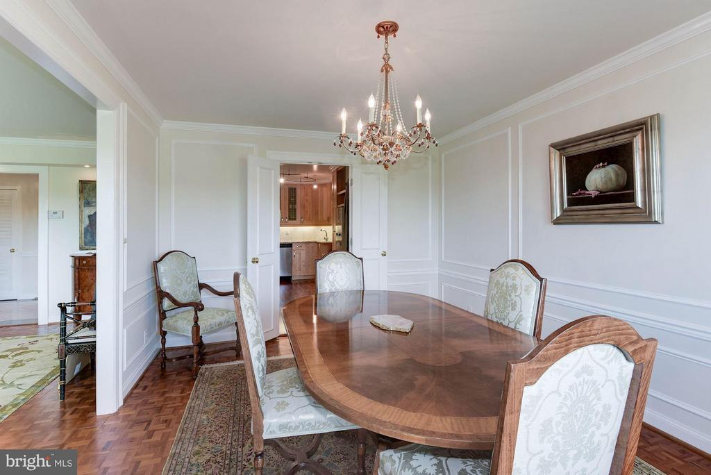 Formal Dining Room - 1250 WASHINGTON ST S #510 AND 508, ALEXANDRIA