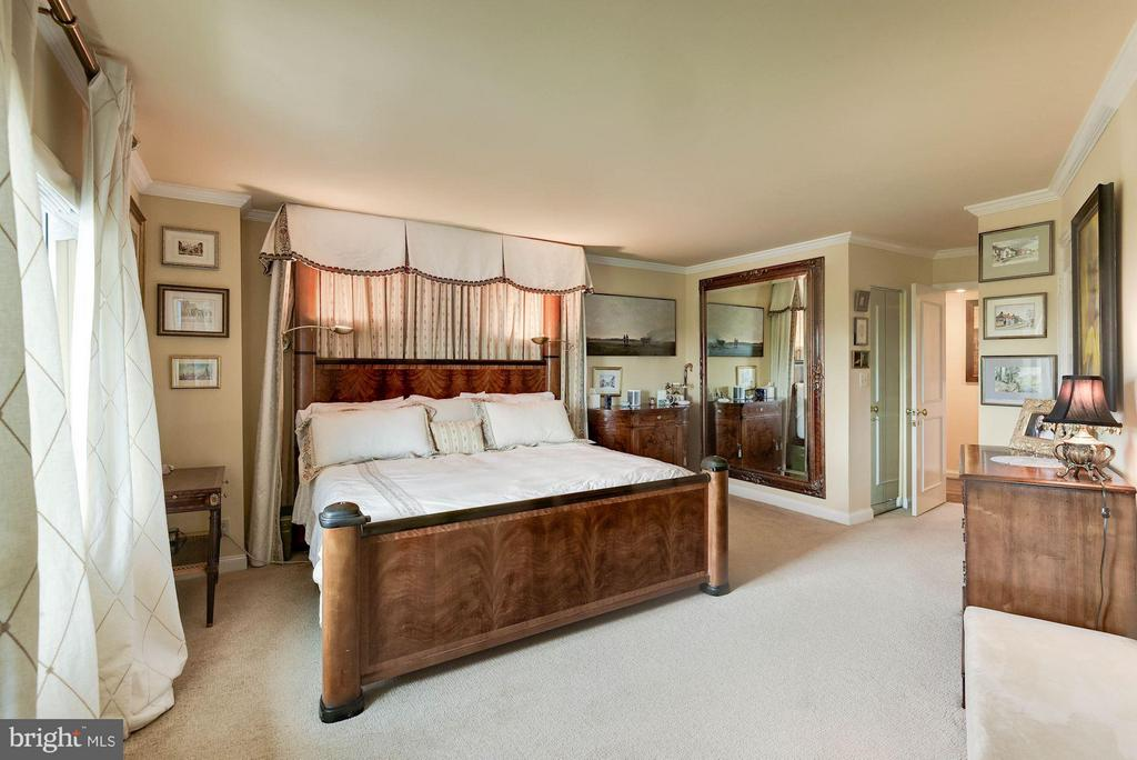 Lovely and spacious Master Bedroom - 1250 WASHINGTON ST S #510 AND 508, ALEXANDRIA
