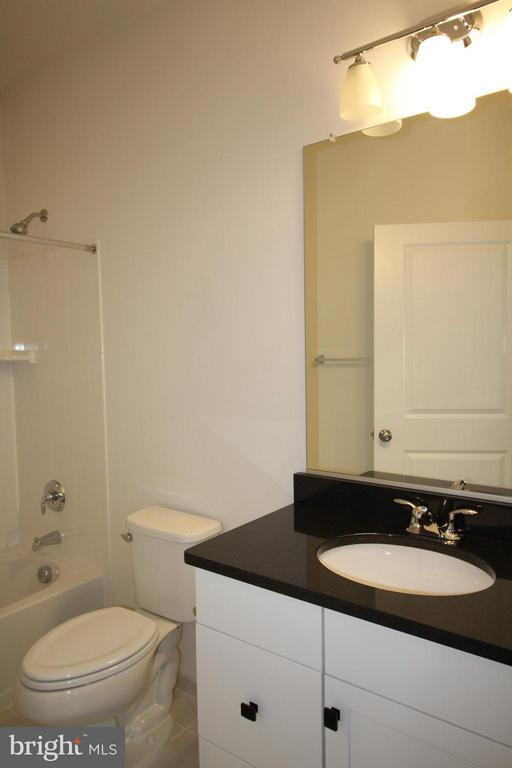 1st floor full bath - 23426 ADAGIO TER, ASHBURN