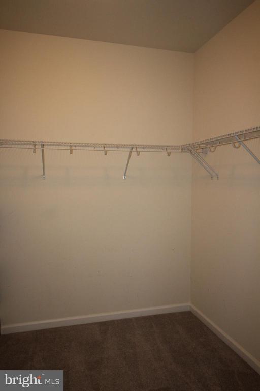 Walk In Closet (1 of 2 closets) - 23426 ADAGIO TER, ASHBURN
