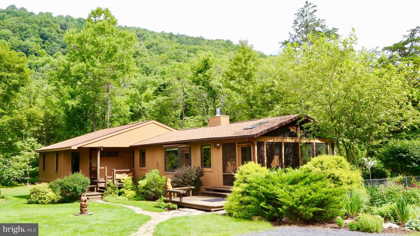 Single Family for Sale at 5813 Thorn Bottom Rd Lost River, West Virginia 26810 United States