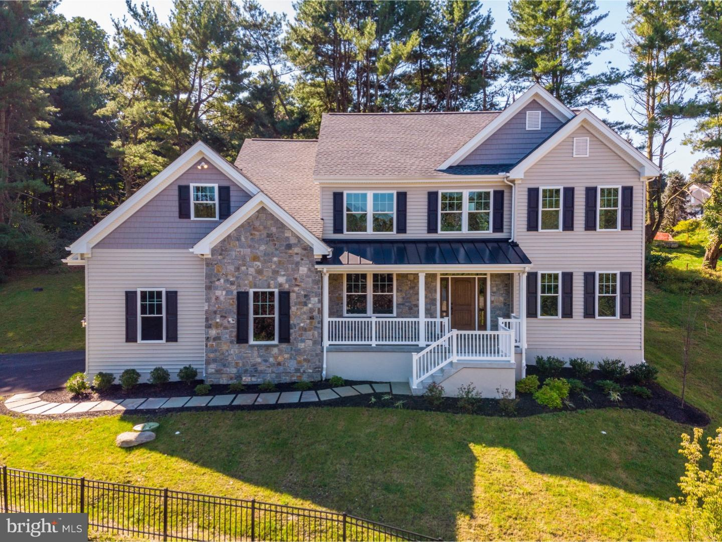 Photo of home for sale at 12 Knights Way, Newtown Square PA