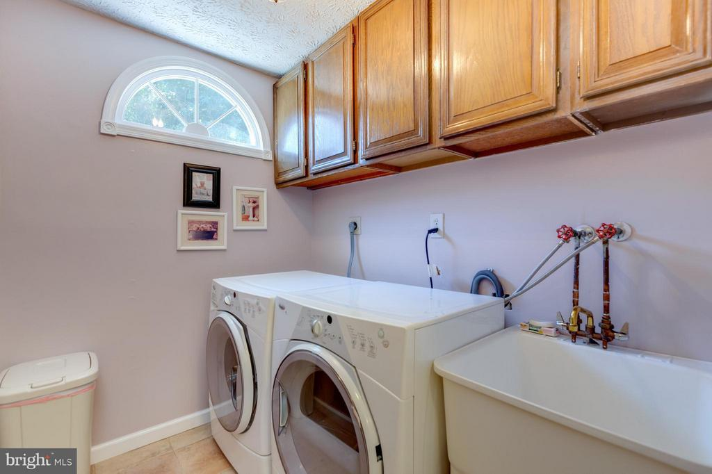 Laundry Room - 8651 WIND SONG CT, SPRINGFIELD
