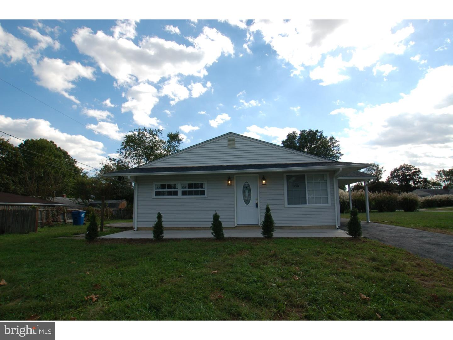 Photo of home for sale at 103 Mercer Drive, Newark DE