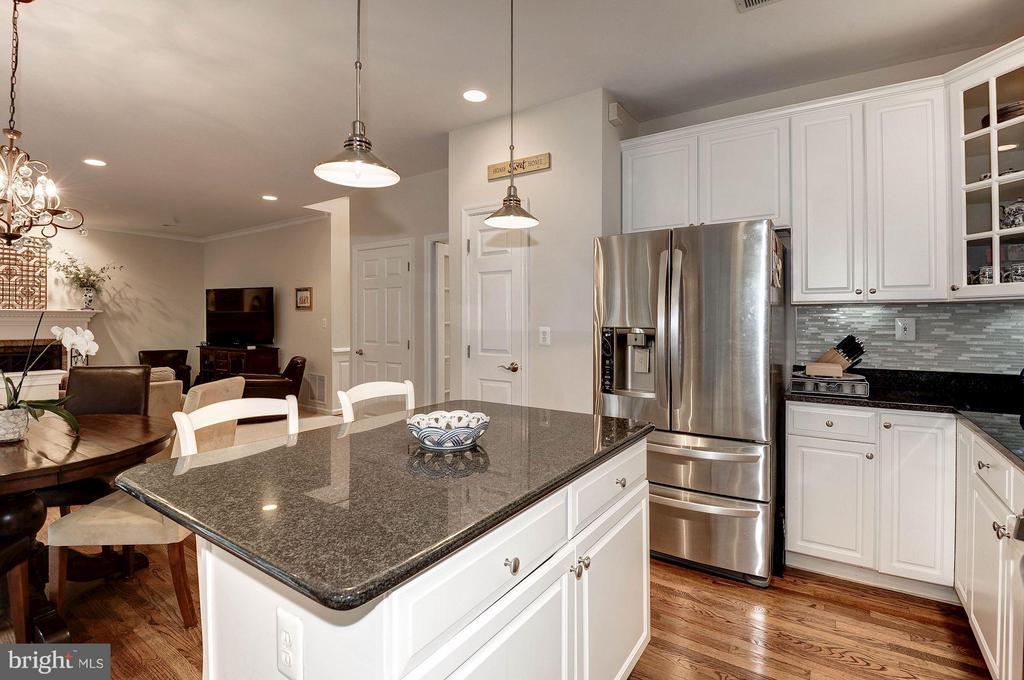 Kitchen - 1328 MURRAY DOWNS WAY, RESTON