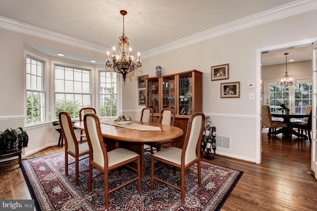 Dining Room - 1328 MURRAY DOWNS WAY, RESTON