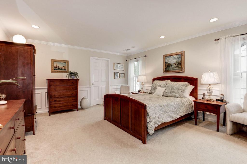 Master Bedroom - 1328 MURRAY DOWNS WAY, RESTON