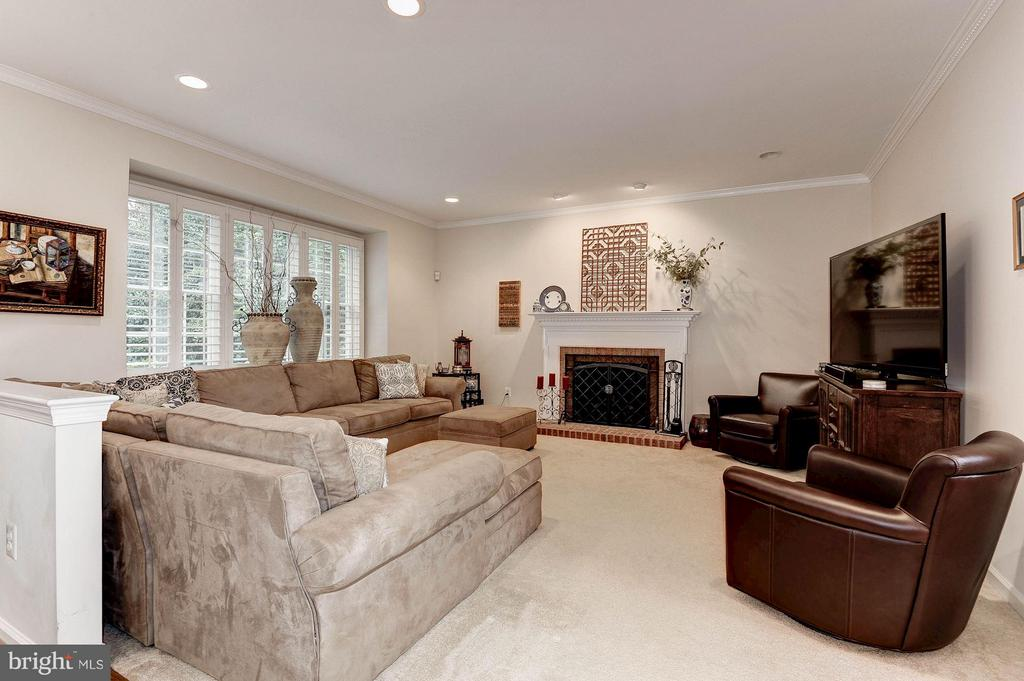 Living Room - 1328 MURRAY DOWNS WAY, RESTON