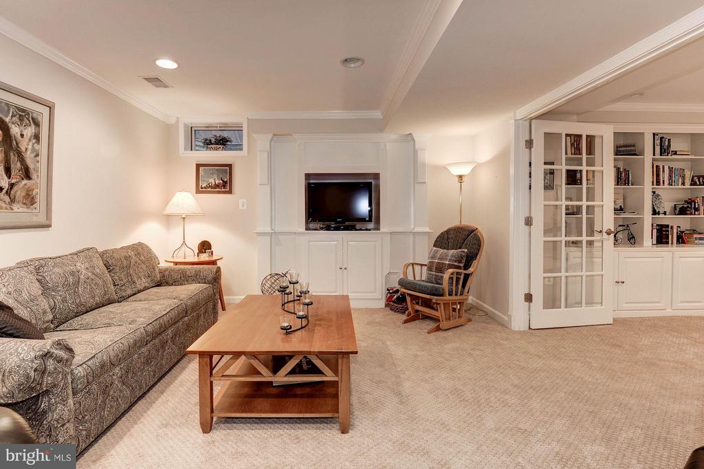 Lower Level - 1328 MURRAY DOWNS WAY, RESTON