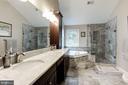 Master Bath - 1328 MURRAY DOWNS WAY, RESTON