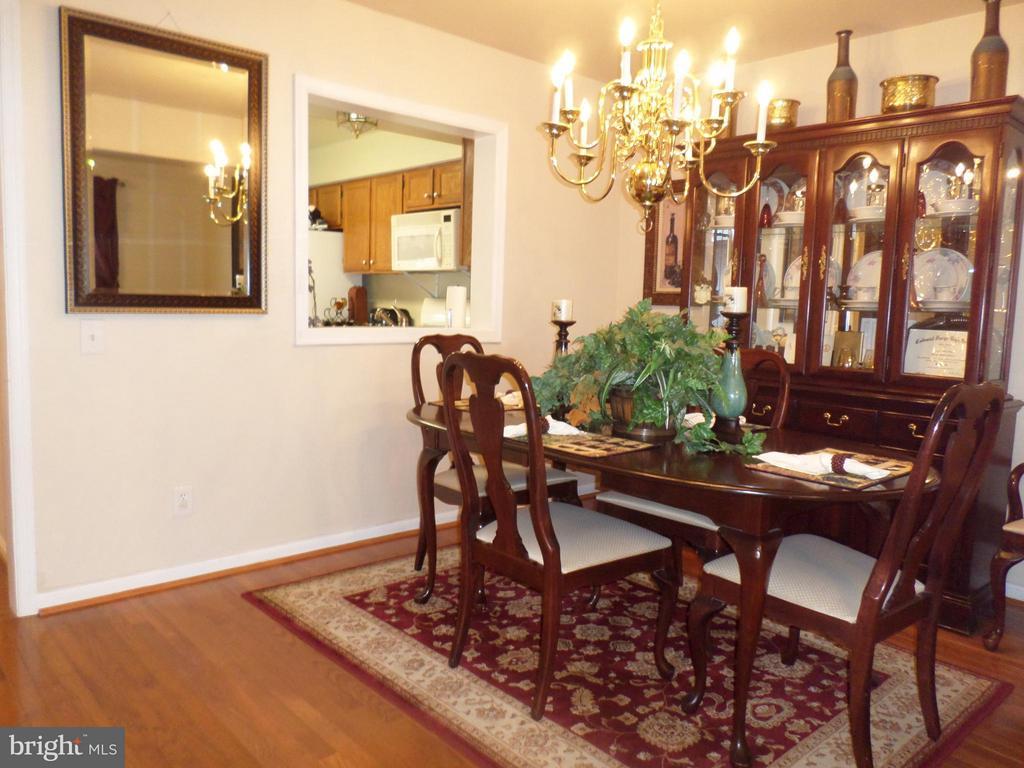 Dining Room - 505 FALKIRK CT, FREDERICKSBURG
