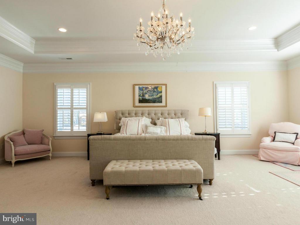 Bedroom (Master) - 3604 JOHN CT, ANNANDALE