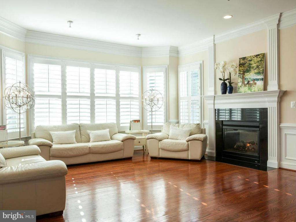 Living Room - 3604 JOHN CT, ANNANDALE
