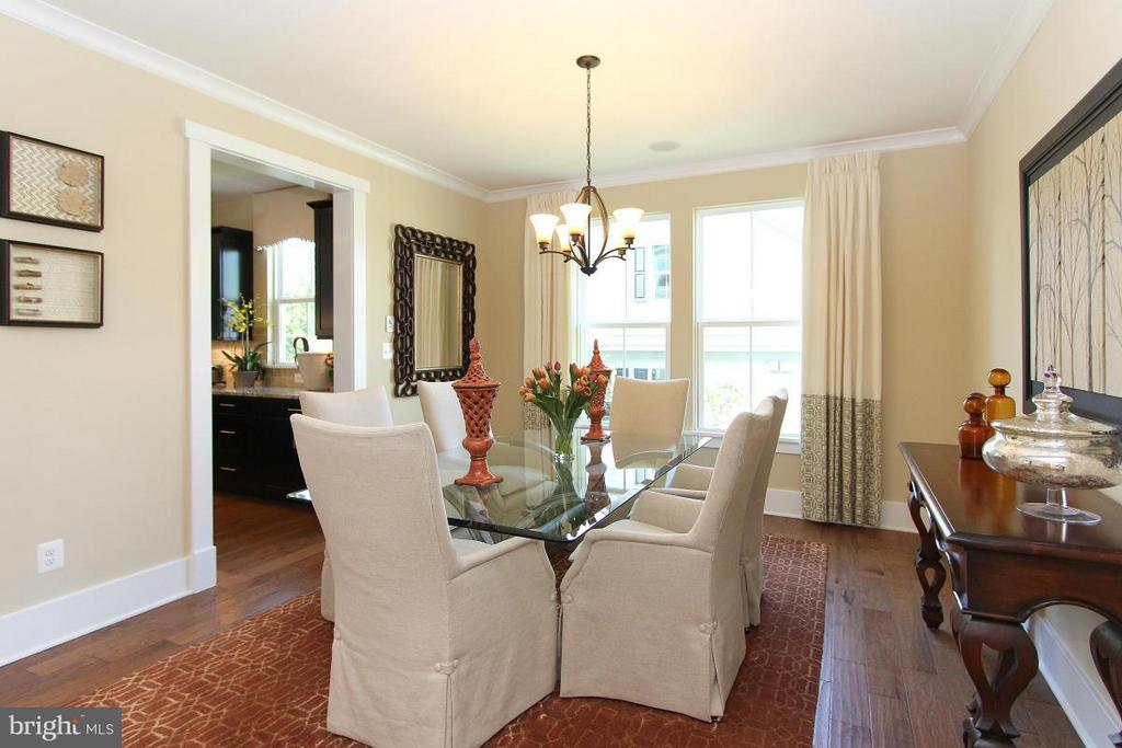 Dining Room - 2183 POTOMAC RIVER BLVD, DUMFRIES