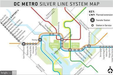 Future Metro Siler Line - 19849 BETHPAGE CT, ASHBURN