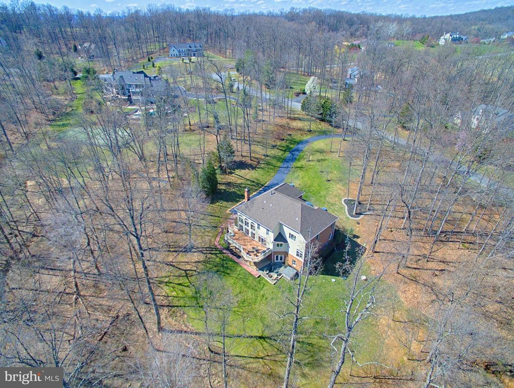 Privacy, one with nature - 40577 BLACK GOLD PL, LEESBURG