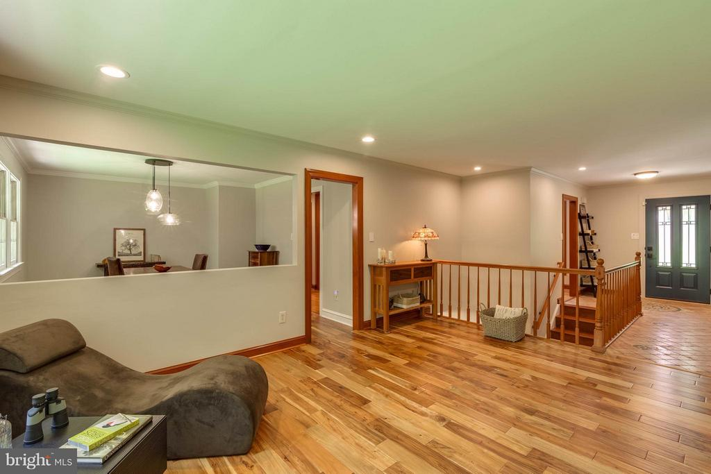 The Asian Walnut floors are stunning! - 11905 CHAPEL RD, CLIFTON