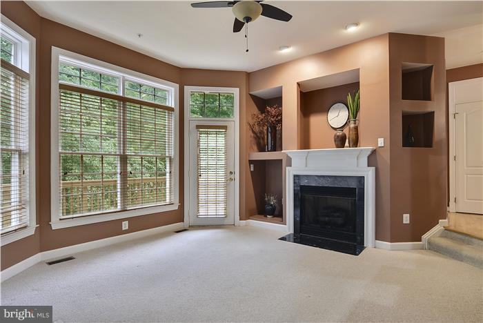 Gas FP in Family Room - 47806 SCOTSBOROUGH SQ, POTOMAC FALLS