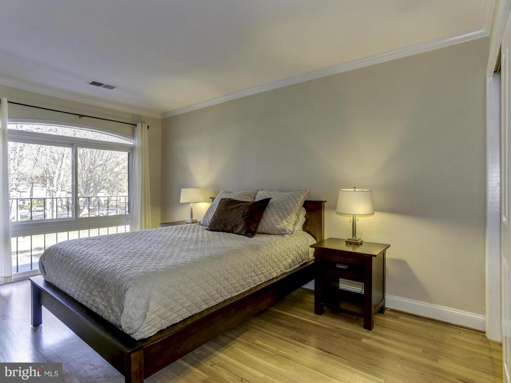 Bedroom (Master) - 7944 INVERNESS RIDGE RD, POTOMAC