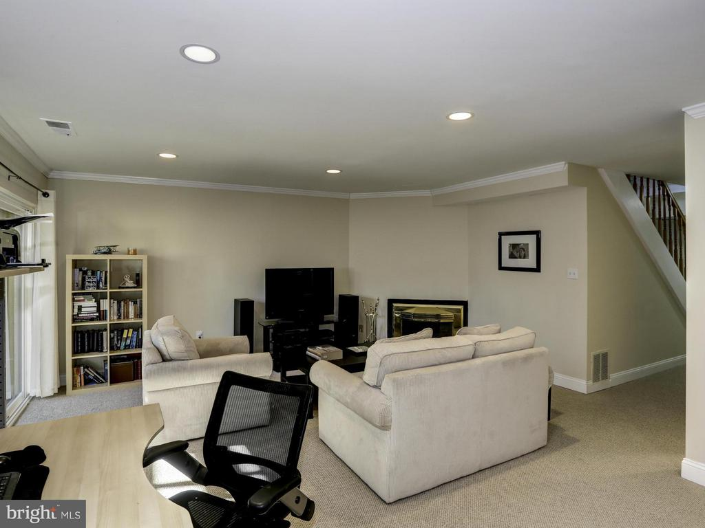 Basement - 7944 INVERNESS RIDGE RD, POTOMAC