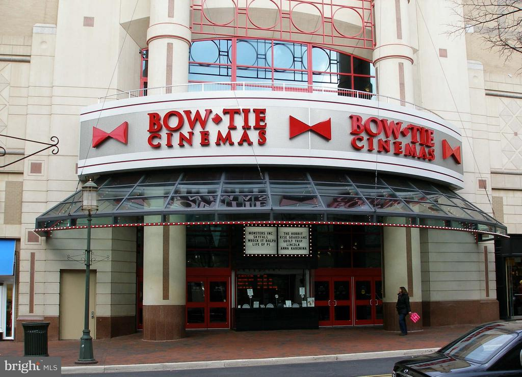 Reston Town Center Movie Theater - 11990 MARKET ST #917, RESTON