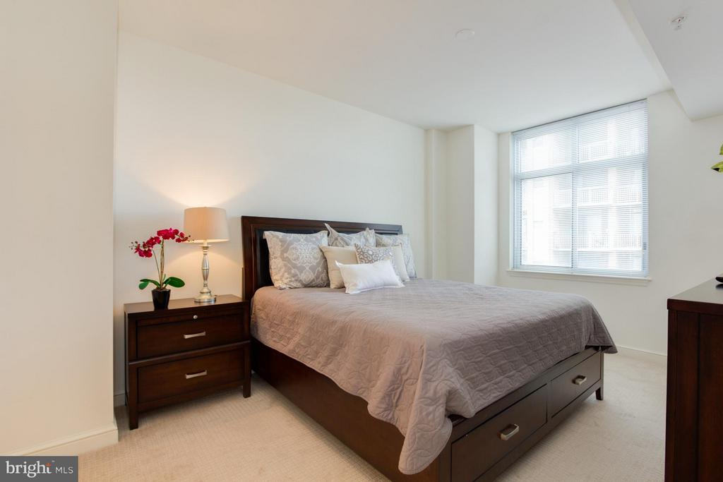 Bedroom (Master) - 11990 MARKET ST #917, RESTON