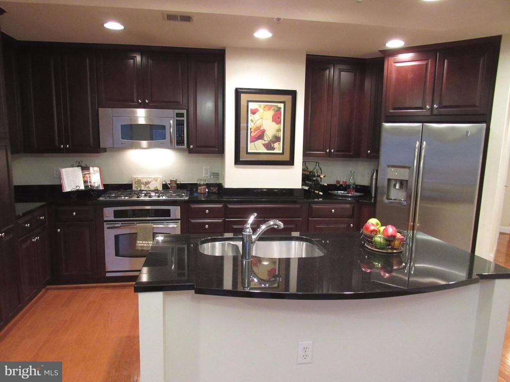 Gourmet kitchen - 3625 10TH ST N #803, ARLINGTON